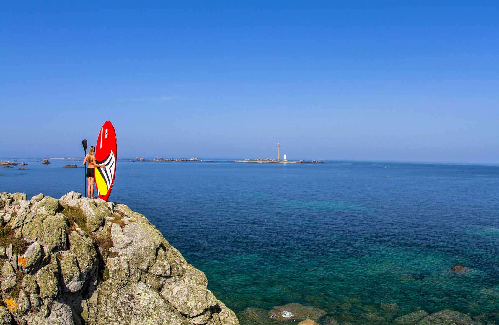 Balade Stand Up Paddle Bretagne
